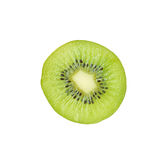 Τα μισά φετών από τα juicy φρούτα ακτινίδιων Στοκ εικόνα με δικαίωμα ελεύθερης χρήσης