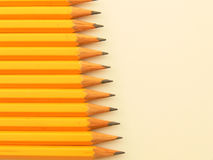 τα μολύβια συσσωρεύουν  Στοκ Φωτογραφίες