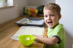 τα μπισκότα απολαμβάνουν &t Στοκ Φωτογραφίες