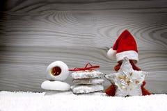 τα μπισκότα Χριστουγέννων βρίσκουν ότι οι εικόνες φαίνονται περισσότερο οι ίδιες σειρές χαρτοφυλακίων μου Στοκ φωτογραφίες με δικαίωμα ελεύθερης χρήσης