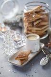 τα μπισκότα Χριστουγέννων βρίσκουν ότι οι εικόνες φαίνονται περισσότερο οι ίδιες σειρές χαρτοφυλακίων μου Στοκ φωτογραφία με δικαίωμα ελεύθερης χρήσης