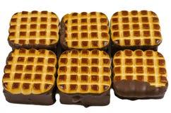 Τα μπισκότα, ψήνουν, ψημένος, επιδόρπιο, αρτοποιείο, ζάχαρη, γλυκός, νόστιμη Στοκ φωτογραφία με δικαίωμα ελεύθερης χρήσης