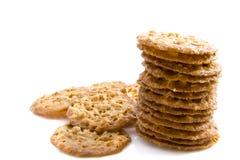 τα μπισκότα Στοκ Εικόνες