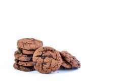 Τα μπισκότα Στοκ φωτογραφίες με δικαίωμα ελεύθερης χρήσης