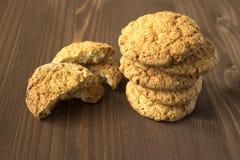 Τα μπισκότα Στοκ φωτογραφία με δικαίωμα ελεύθερης χρήσης