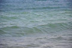 Τα μπλε κύματα, ωκεανός Στοκ Φωτογραφίες