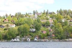 Τα νησιά βουνών Στοκ φωτογραφίες με δικαίωμα ελεύθερης χρήσης