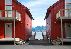 τα νησιά στρατοπέδευσης Στοκ φωτογραφίες με δικαίωμα ελεύθερης χρήσης