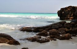 Τα νησιά Similan Παραλία Ταϊλάνδη Στοκ φωτογραφία με δικαίωμα ελεύθερης χρήσης