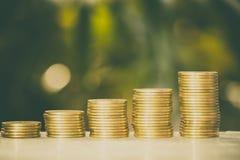 τα νομίσματα συλλέγουν Στοκ Φωτογραφία
