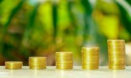 τα νομίσματα συλλέγουν Στοκ εικόνα με δικαίωμα ελεύθερης χρήσης