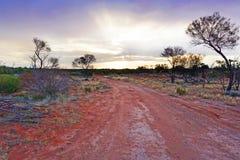 Τα ξηρά εδάφη, Roxy κατεβάζουν, Νότια Αυστραλία εσωτερικών Στοκ φωτογραφίες με δικαίωμα ελεύθερης χρήσης