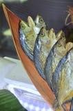 Τα ξηρά θαλασσινά εισάγονται σε θαλασσινά παρουσιάζουν στο Βιετνάμ Στοκ φωτογραφία με δικαίωμα ελεύθερης χρήσης