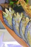 Τα ξηρά θαλασσινά εισάγονται σε θαλασσινά παρουσιάζουν στο Βιετνάμ Στοκ εικόνες με δικαίωμα ελεύθερης χρήσης