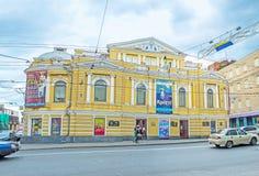 1860 1862 τα οικοδόμηση χτισμένα έτη θεάτρων της Γερμανίας Στοκ εικόνες με δικαίωμα ελεύθερης χρήσης