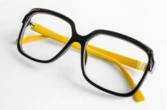 Τα οπτικά βοηθήματα γυαλιών Στοκ φωτογραφία με δικαίωμα ελεύθερης χρήσης