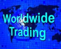 Τα παγκόσμια μέσα εμπορικών συναλλαγών αγοράζουν συνολικά και εξάγουν απεικόνιση αποθεμάτων