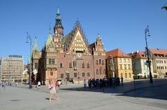 Τα παγκόσμια παιχνίδια 2017 σε Wroclaw, Πολωνία Στοκ Φωτογραφία