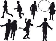 Τα παιδιά επιτρέπουν Στοκ φωτογραφίες με δικαίωμα ελεύθερης χρήσης