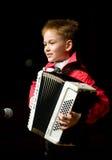 τα παιδιά ομορφιάς αμφισβ&e Στοκ Εικόνες