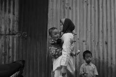 Τα παιδιά Στοκ εικόνες με δικαίωμα ελεύθερης χρήσης