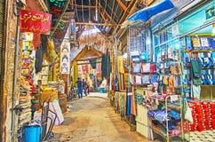Τα παλαιά bazaars της Shiraz στοκ φωτογραφία