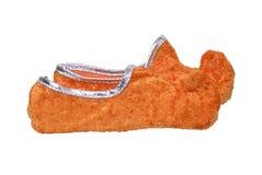 τα παπούτσια μπουκλών Στοκ Φωτογραφία