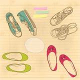 Τα παπούτσια σας Στοκ φωτογραφία με δικαίωμα ελεύθερης χρήσης