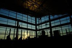 Τα παράθυρα Στοκ Φωτογραφία
