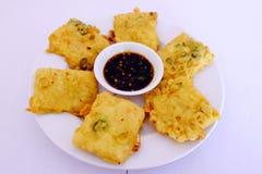 Τα παραδοσιακά τρόφιμα στην Ινδονησία καλούνται Tempe Στοκ φωτογραφία με δικαίωμα ελεύθερης χρήσης