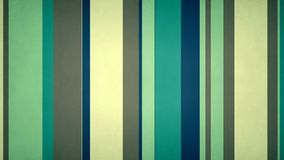 Τα πολύχρωμα λωρίδες 4k Paperlike ύφαναν τον πράσινο μπλε βρόχο @60fps υποβάθρου φραγμών τηλεοπτικό απεικόνιση αποθεμάτων