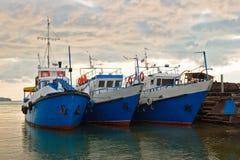 Τα σκάφη περπατήματος Baikal Στοκ εικόνες με δικαίωμα ελεύθερης χρήσης