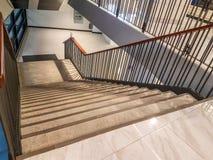 Τα σκαλοπάτια Στοκ φωτογραφίες με δικαίωμα ελεύθερης χρήσης