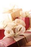 τα στενά δώρα συσσωρεύο&upsilon στοκ φωτογραφία με δικαίωμα ελεύθερης χρήσης