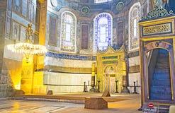 Τα στοιχεία του μουσουλμανικού τεμένους Στοκ εικόνα με δικαίωμα ελεύθερης χρήσης