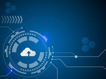 Τα στοιχεία φορτώνουν στο σύννεφο από Διαδίκτυο απεικόνιση αποθεμάτων