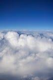 Τα σύννεφα Στοκ Εικόνες
