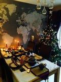 Τα τέλεια Χριστούγεννα Στοκ Φωτογραφίες