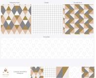 Τα τρίγωνα αυξήθηκαν Στοκ φωτογραφίες με δικαίωμα ελεύθερης χρήσης