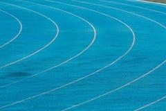 Τα τρεξίματα διαδρομής Στοκ εικόνες με δικαίωμα ελεύθερης χρήσης