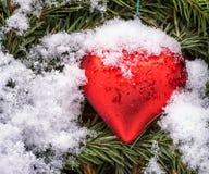 τα τρισδιάστατα Χριστούγεννα μπιχλιμπιδιών ανασκόπησης σύνθεσαν φωτογραφικό πραγματικό δίνουν Στοκ εικόνα με δικαίωμα ελεύθερης χρήσης