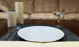 Τα τρόφιμα είναι έτοιμα Στοκ Φωτογραφία