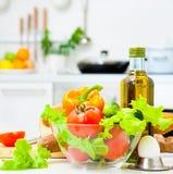 Υγιή τρόφιμα στοκ φωτογραφία