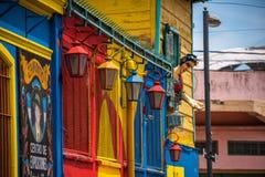 Τα φανάρια σιδήρου οδών είναι χρωματισμένα στα διαφορετικά χρώματα Shevelev Στοκ φωτογραφία με δικαίωμα ελεύθερης χρήσης