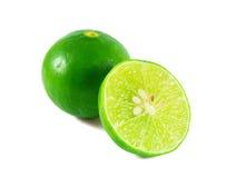 Τα φρούτα ασβέστη Στοκ Εικόνες