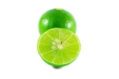 Τα φρούτα ασβέστη Στοκ φωτογραφία με δικαίωμα ελεύθερης χρήσης