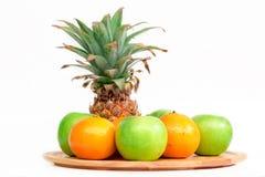 Τα φρούτα μιγμάτων Στοκ εικόνα με δικαίωμα ελεύθερης χρήσης