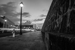 Τα φω'τα που ανοίγουν το δρόμο Στοκ εικόνες με δικαίωμα ελεύθερης χρήσης