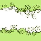 τα φύλλα πλαισίων χωρίζου Στοκ Εικόνα