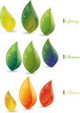τα φύλλα φθινοπώρου που &tau ελεύθερη απεικόνιση δικαιώματος